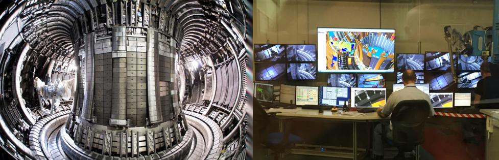 UKAEA nuclear fusion facility