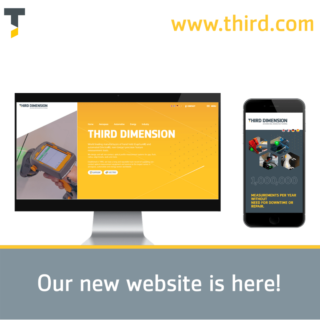 Third Dimension launch new website