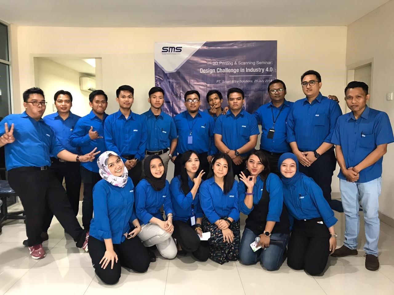 PT Smart Mitra Solutions Team