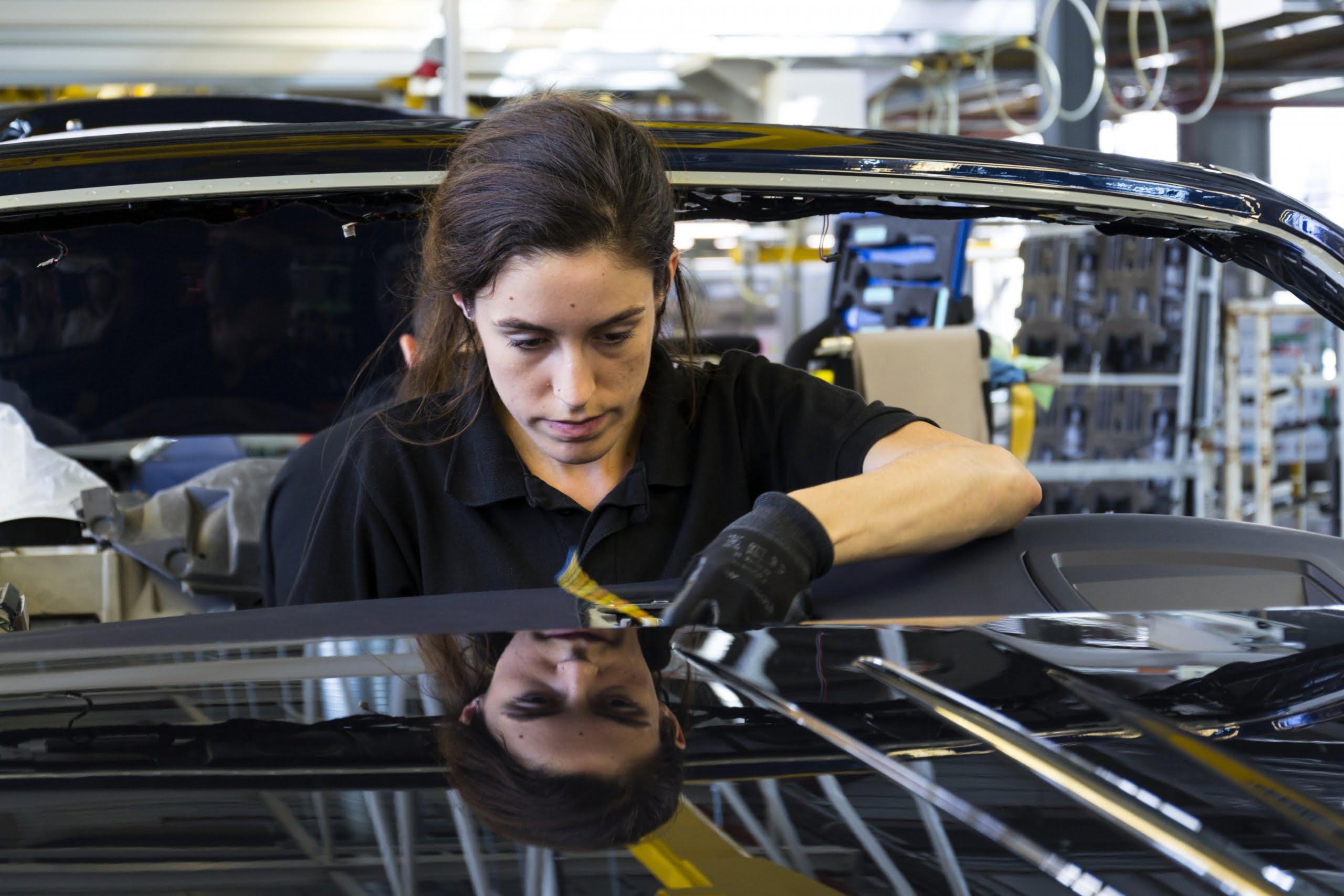 Car manufacturing quality control
